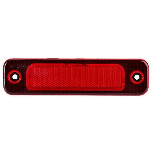 Praktisch 5128002 Drittes Bremslicht Dritte Bremsleuchten Langlebig für Transi MK7 / Tourneo 06-14(red)