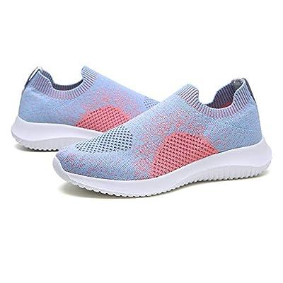 Amazon - Save 68%: Adadila Casual Walking Shoes Fashion Breathable Sneakers Mesh-Comforta…