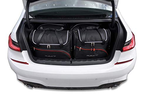 KJUST Dedizierte Taschen 4 STK kompatibel mit BMW 3 Limousine HYBRID G20 2019 -