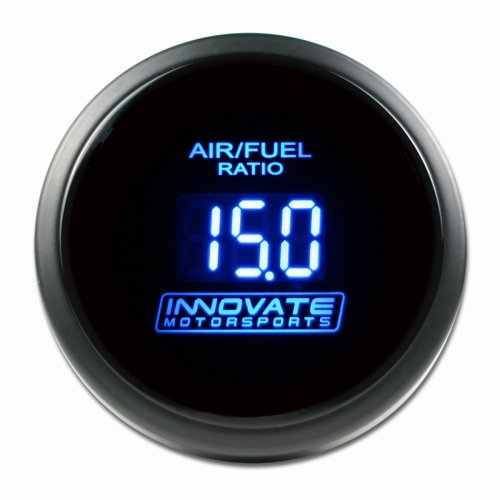 Innovate Motorsports 3793 DB BLUE Wideband Gauge Only 0-5 volt Input Linear (2 1/16 52mm)