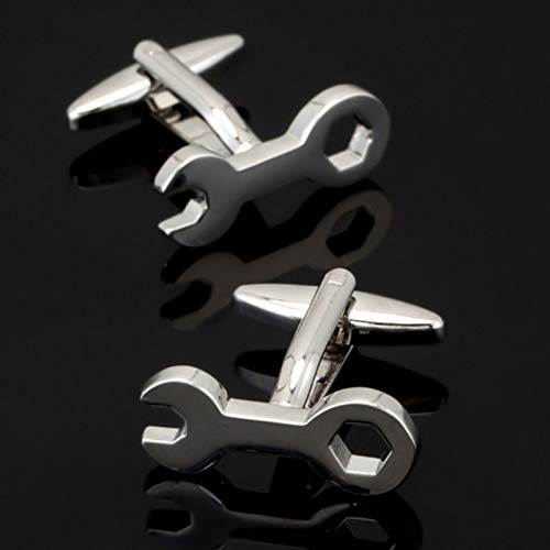 ZXWDL manchetknopen nieuw 18 high-end herenhemd manchetknopen/tangen/scharen manchetknopen Frans shirt sieraden merk Tool manchetknopen
