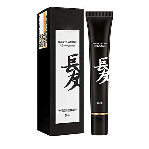 ZYKXSJ Esencia de masaje del cuero cabelludo, reparación del folículo piloso y agente de crecimiento del cabello denso, esencia acondicionadora de la pérdida del cabello para hombres y mujeres