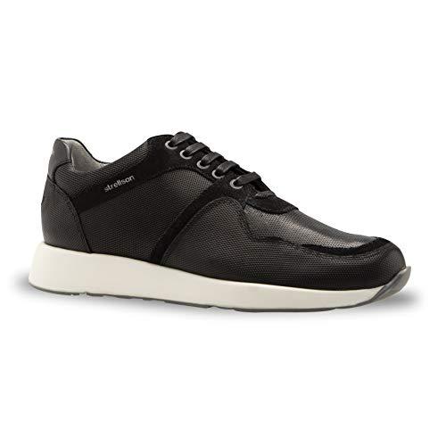 Strellson Herren Trial LFU 3 Sneaker, Schwarz (Black 900), 41 EU