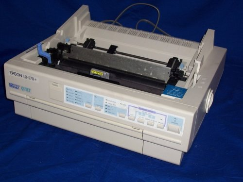 Epson LQ-570+ Printer