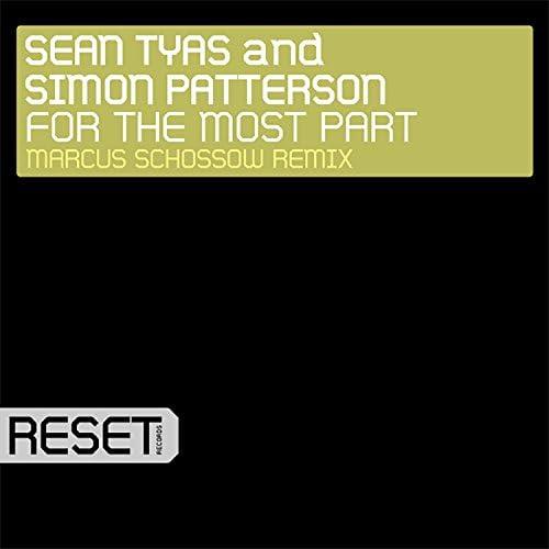 Simon Patterson & Sean Tyas