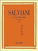 サルビアーニ : 練習曲集 第2巻 (オーボエ教則本) リコルディ出版