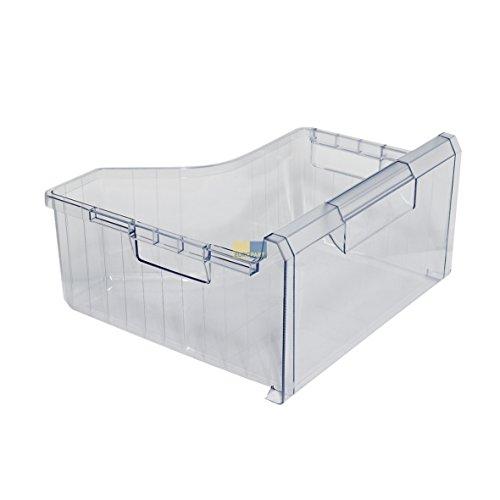 Bosch Siemens 00353339 353339 ORIGINAL Gefrierschublade Schublade Schale Behälter Lebensmittelfach Schubkasten Innenraumschublade Auszugsschale Gefrierschrank Gefriergerät
