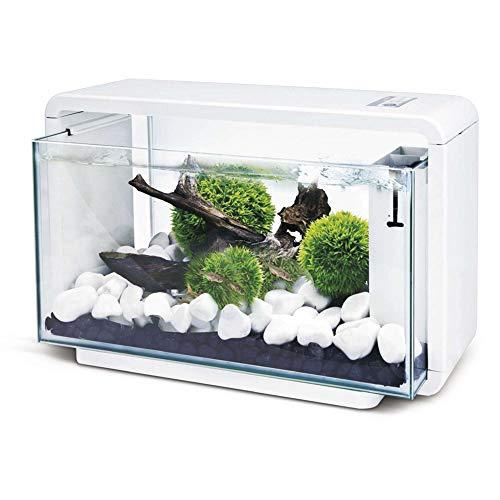Tommi 05105 Aquarium Natur Biotope E-25 weiß