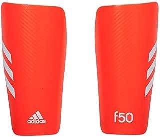 adidas F50 Lesto Shin Guard (High Energy Orange, Electricity Yellow, Black)