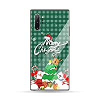 Merry christmas happy new year Phone Case Tempered glass For Samsung S6 S7 edge S8 S9 S10 e plus note8 9 10 pro,a2,SamsungS6