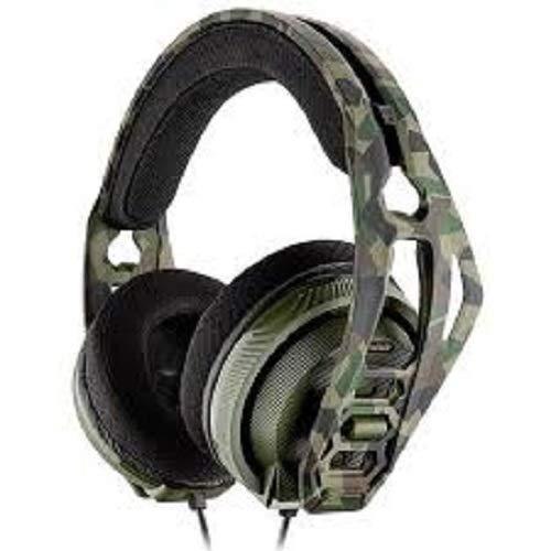 Plantronics RIG 400, audífonos para Juegos con micrófono, para PC, Camuflaje