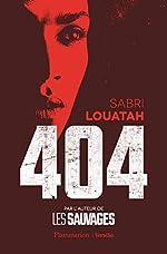 404 de Sabri Louatah