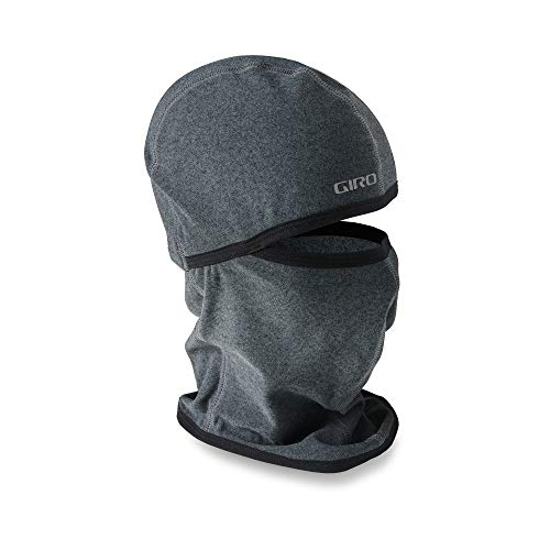 Giro Unisex– Erwachsene Balaclava Fahrradbekleidung, Titanium, OneSize