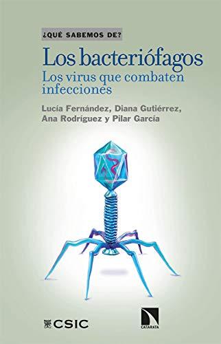 Los bacteriófagos: Los virus que combaten infecciones: 112 (¿Qué sabemos de?)