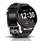 SmartWatch, IP68 Waterproof with 1.3 Inch Full Touch