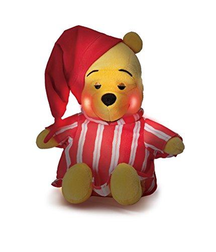 Tomy Winnie l'Ourson - T72041 - Peluche - Winnie l'Ourson Câli Nuit