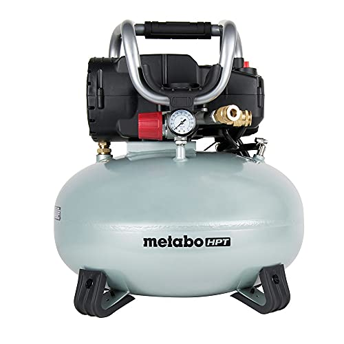 Metabo HPT Pancake Air Compressor, 6 Gallon (EC710S)