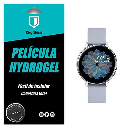 Película Galaxy Watch Active 2 (44MM) KingShield Hydrogel Cobertura Total (3X Unid Tela)