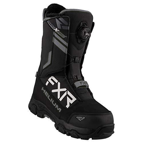 FXR Helium BOA Boot 2021 (Black - Men's 12)
