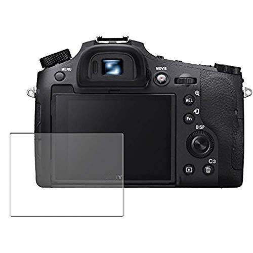 Vaxson 3 Unidades Protector de Pantalla, compatible con Sony Cyber-shot DSC-RX10 IV 4 [No Vidrio Templado] TPU Película Protectora