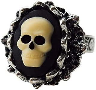 Skeleton Cameo Ring