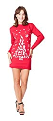 Super soft, warm and comfortable. Best quality material Brand new unique exclusive designs manufactured for Christmas 2018 Traditional yet modern & fun Christmas jumpers suit women for all occasions Regular Fit - Sizes range is from 6 - 26 Made in th...