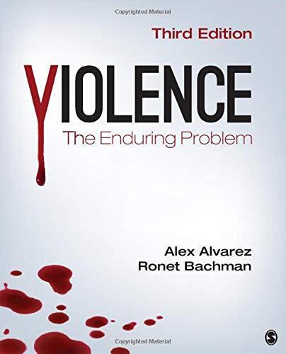 Violence: The Enduring Problem (NULL)