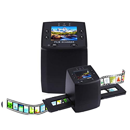 Fantastic Deal! Businda Scanner Digital Film,Film Scanner Converts 35mm Super Film Negatives & Slide...