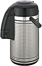 Royalford Coffee/Tea Vaccum Flask 2.5 liter, RF6276 (Stainless Steel)