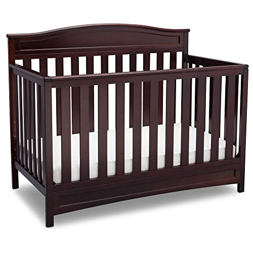 Delta Children Emery Deluxe 6-in-1 Convertible Crib