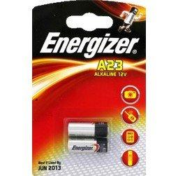 Energizer - Pile A23, alkaline 12V, FEB 2013 - Les 2 piles