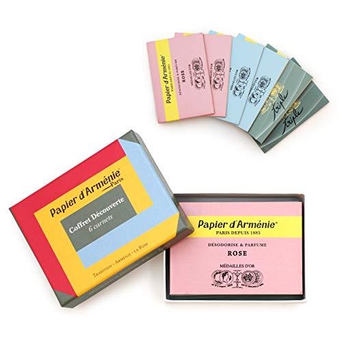Paper Box Entdeckung von Armenien 3 Düfte