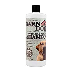 Arnica & neem shampoo for dogs review