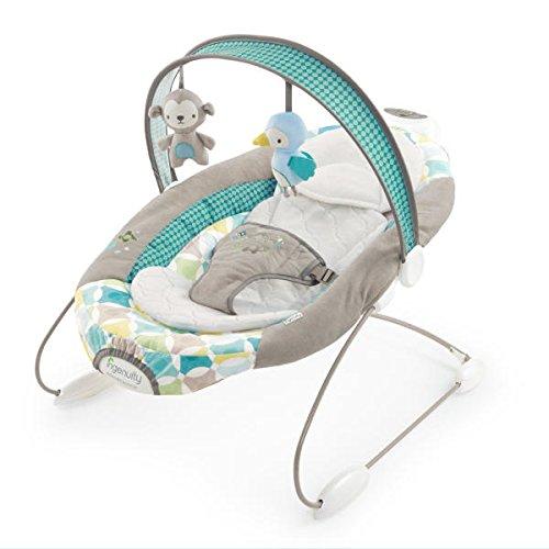 Ingenuity, Hamaca bebé con balanceo automático, Moreland
