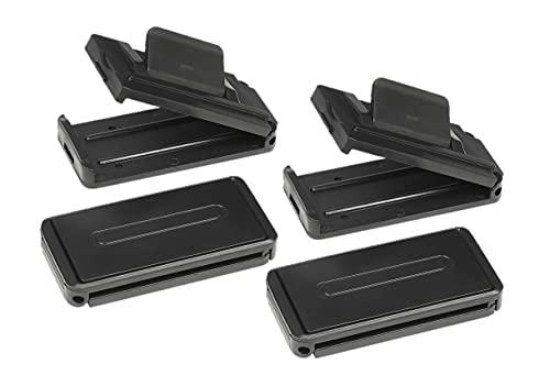 4er Pack Sicherheitsgurt-Clip Set...