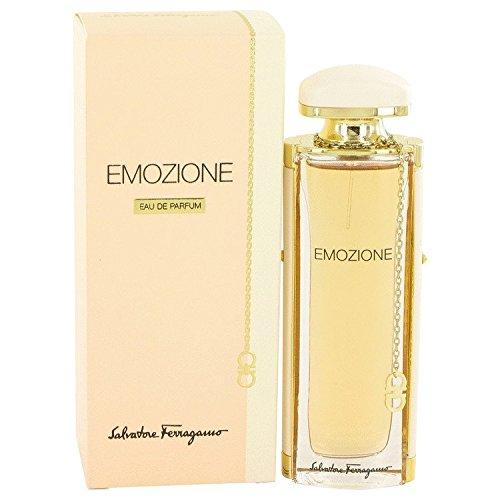 Emozione von Salvatore Ferragamo für Frauen Eau de Parfum Spray 1.7Oz 50ml