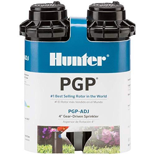 Hunter Industries RTLPGPADJB30X2 Hunter PGP-ADJ, 2-Pack Rotor, Black