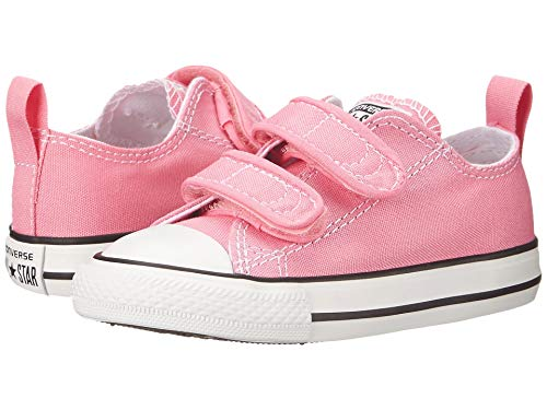 Converse Kids' Chuck Taylor All Star 2v Low Top Sneaker Pink