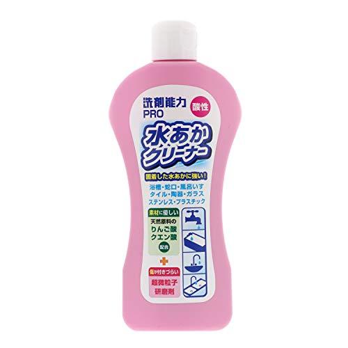 ヒューマン 洗剤能力PRO 酸性 水あかクリーナー ボトル200g [1058]