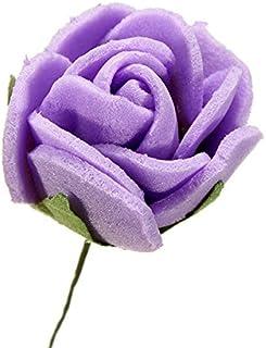SHENYI Home and Jardin Joli Bricolage Miniature Jolie Rose Ornements Plante en Pot de Jardin décor Beau Stockage (Color : ...