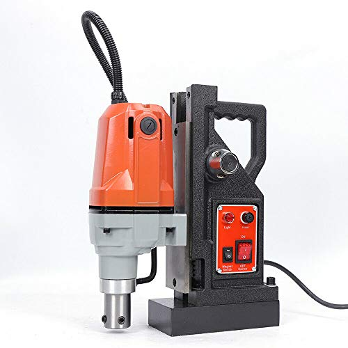 Taladro magnético 1100 W zanahoria magnética 550 rpm, herramienta de taladro automático,...