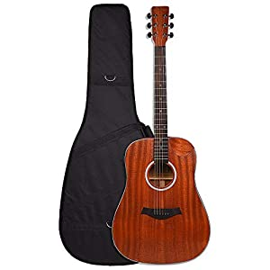 Kadence Premium Series Slowhand Demi Cut Semi Acoustic Guitar 9