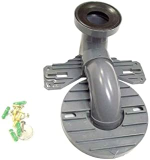 Toto TSU03W.14R Rough-In for 934/964/974 One Piece Toilet