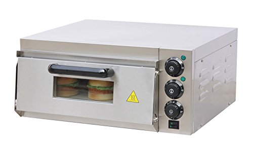 Chef Prosentials Pizza Oven Toaster Countertop Stainless Steel Heating Element Pizza Convection Oven For Kiosk