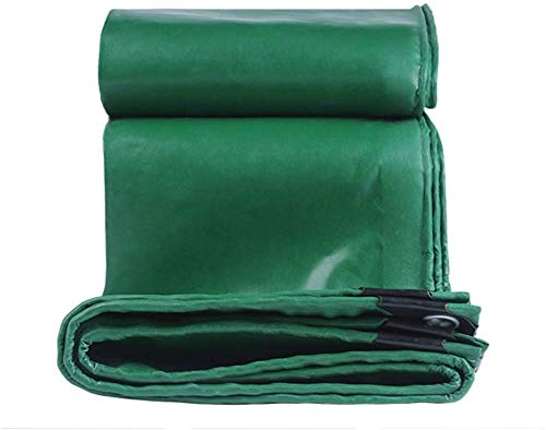 DJPB Multi-Purpose Poly Tarp Double-Sided Tarpaulin Coating/Waterproof/Wear-resistant/Anti-oxidation/UV Resistant/Ground Sheet Covers 4PB08 (Size : 2X2M)
