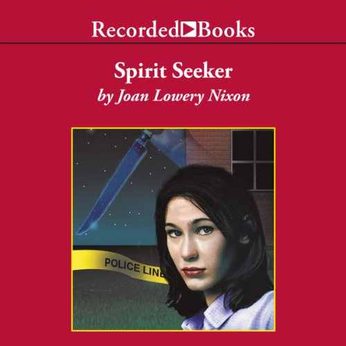 Spirit Seeker audiobook cover art