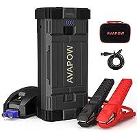 Avapow 2000A Peak 18000mAh Portable Battery Car Jump Starter