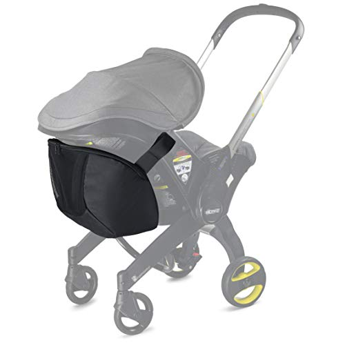 Baby & Beyond s Clip-On Storage Bag Compatible with Doona Infant Car Seat Stroller