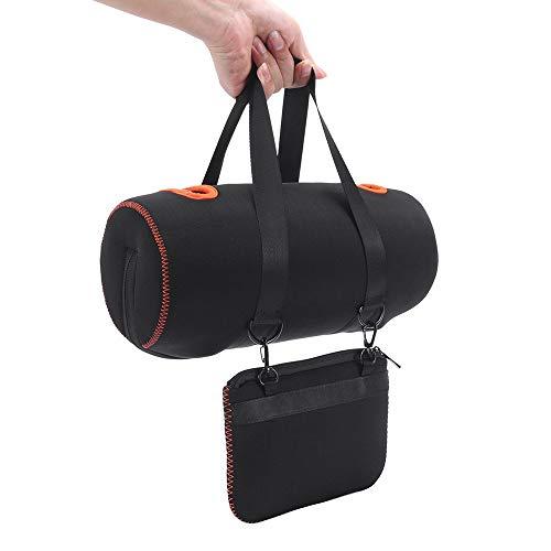 Honbobo draagbare reis-draagtas zachte opbergtas voor JBL Xtreme 2 luidsprekers & oplader