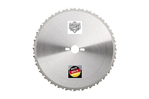 jjw de Alemania HM – Hoja de sierra circular Super Cut 160 x 20 z = 18 WZ desechables para sierra circular de mano, 1 pieza, 4250980601445